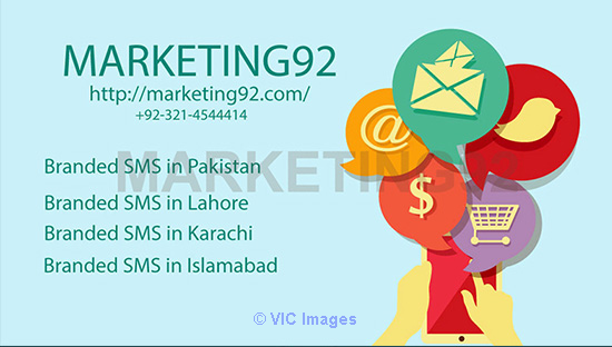 Branded SMS in Pakistan – SMS Marketing in Pakistan Charlotte, NC, US Classifieds
