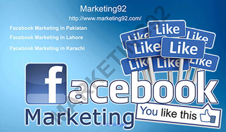 Facebook Marketing in Pakistan by Marketing92 Charlotte, NC, US Classifieds